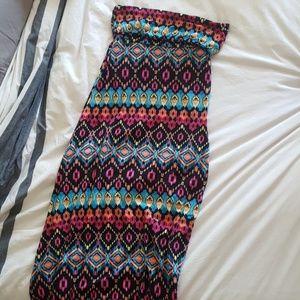 Maxi dress/skirt